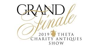 The Grand Finale 2019 Theta Charity Antiques Show.