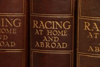 Racing at Home and Abroad